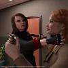 Hitwoman Fire Hose Inflation 07
