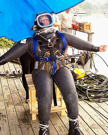 over inflated space suit explode - photo #7